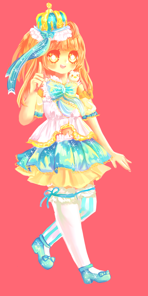 Kotori~ by Iciscle