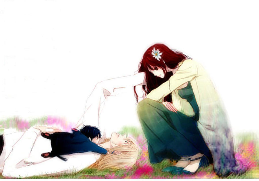 Howl, Sophie and baby by JediClaire on DeviantArt  Howl, Sophie an...