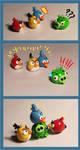 Angry Birds Drama