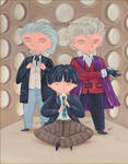 First 3 Doctors