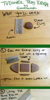 TVdinner tray tutorial
