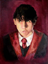 Neville Longbottom by Gimmeswords