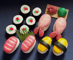 Sushi nummies