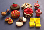 cakes and other stuff