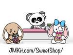 JMKit Make-A-Scene: Sweet Shop