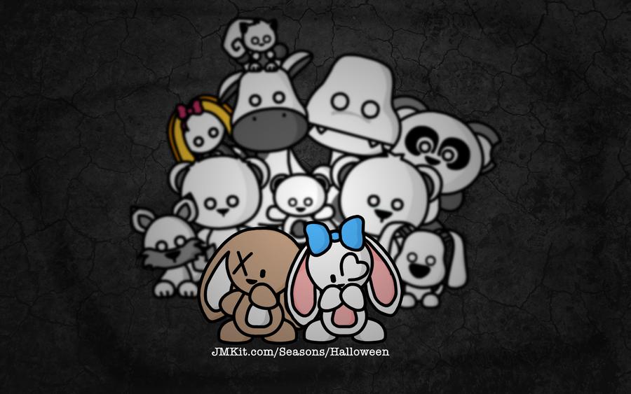JMKit Halloween 2012 by JinxBunny