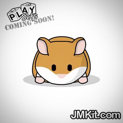 JMKit Hamster by JinxBunny