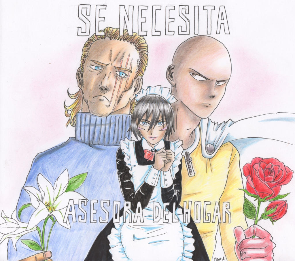 OPM Fanfic by Bloody-Mely on DeviantArt