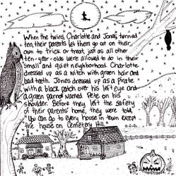 The House on Cemetery Hill~By KC Green-Pg5 by KellyCurly