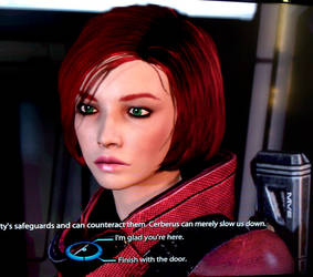 My Shepard is Better Than Yours by KellyCurly