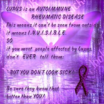 Lupus Awareness by rgiada17