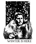 Winter is here -Jon