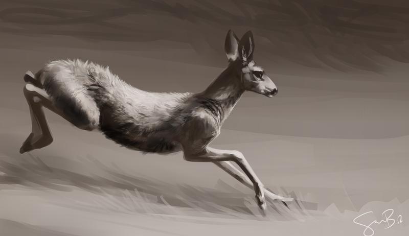Spirit Animal by sambragg