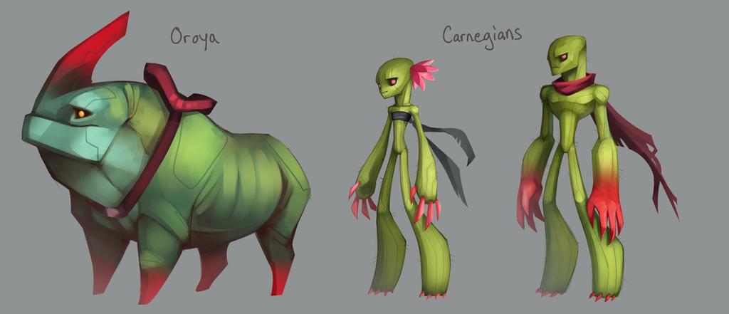 Plants by sambragg
