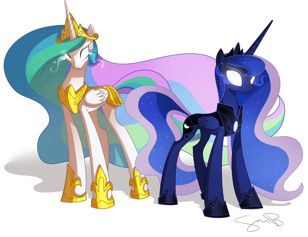 Princess power by sambragg