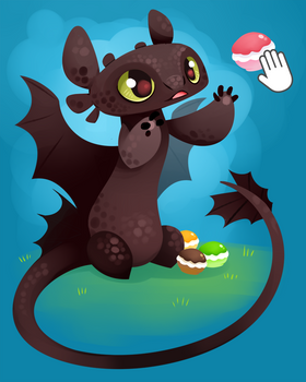 How to REALLY train your dragon