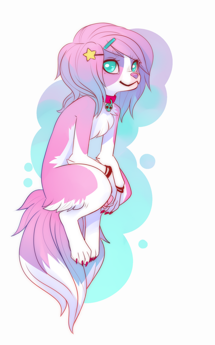 Adoptable Fursona by sambragg