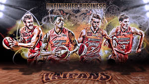 Cairns Taipans 'Unfinished Business'