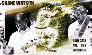 Shane Watson cricketer wallpaper