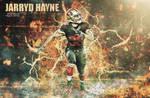 Jarryd Hayne wallpaper - On Fire