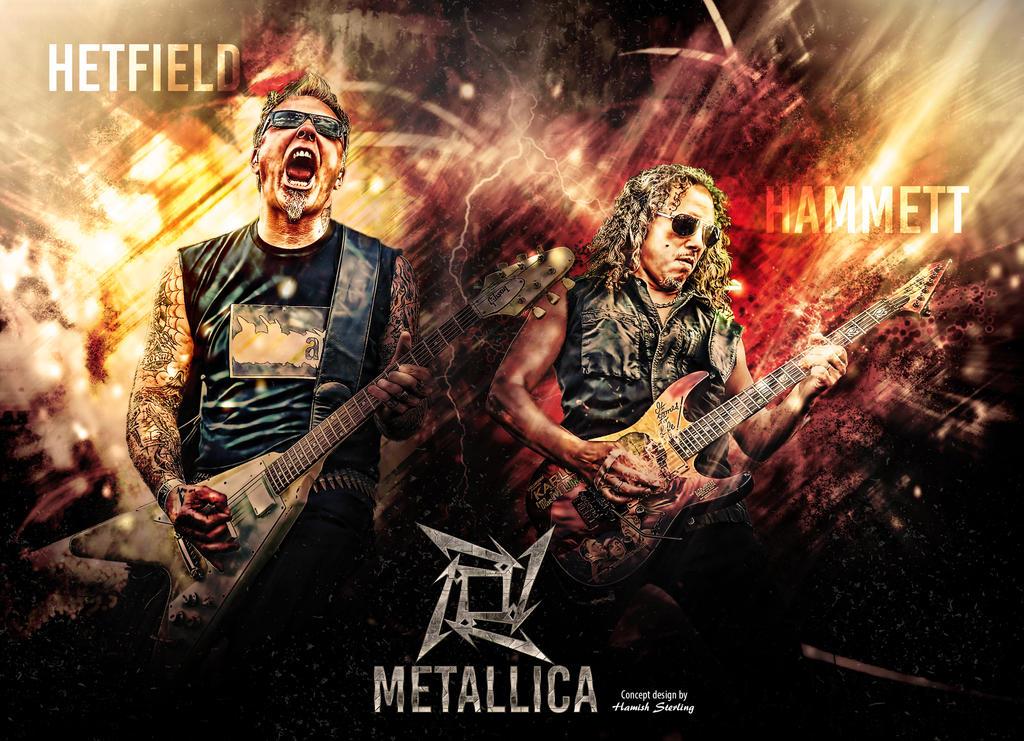 Metallica wallpaper - fan art by HPS74 on DeviantArt