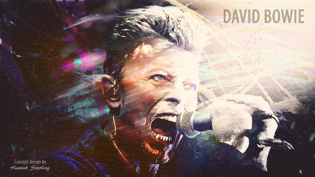 david bowie tribute wallpaper by hps74 on deviantart