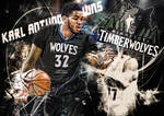 Karl Anthony Towns wallpaper
