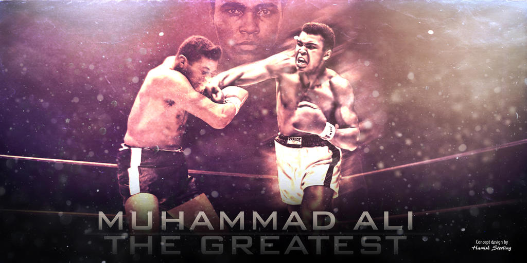 Muhammad ali wallpaper by hps74 on deviantart muhammad ali wallpaper by hps74 voltagebd Images