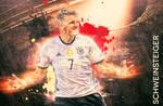 Bastian Schweinsteiger wallpaper Euro2016
