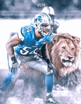 DeAnre Levy Detroit Lions wallpaper