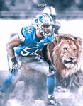 DeAnre Levy Detroit Lions wallpaper