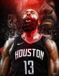 James Harden wallpaper - playoffs