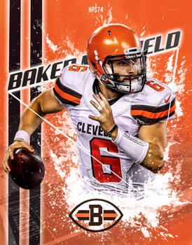 Baker Mayfield wallpaper - Cleveland Browns
