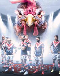Sydney Roosters wallpaper 2018 finals