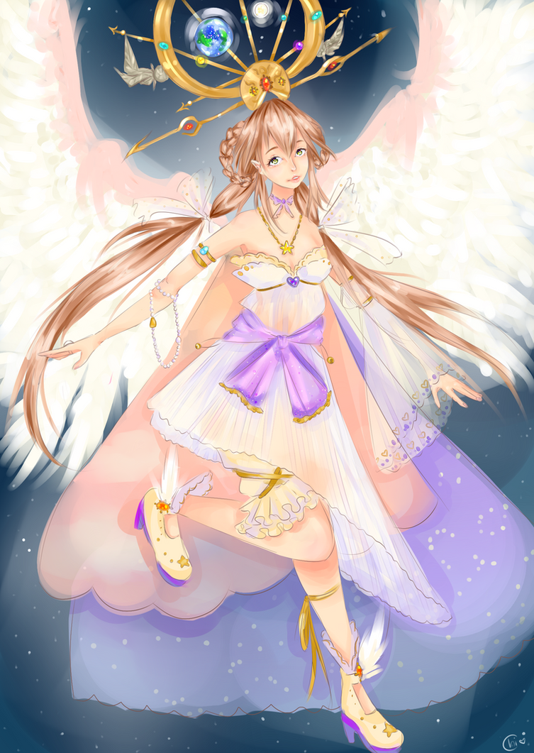 Celestial by pupurutier