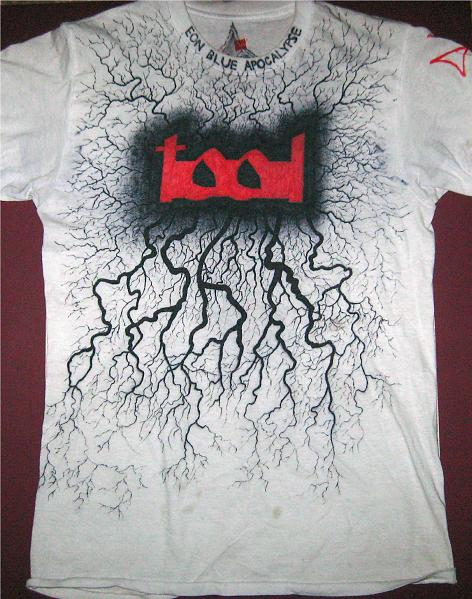 Tool T Shirt Design Back By Crimsonesque On Deviantart