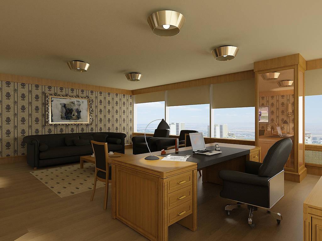 office by gokiyan