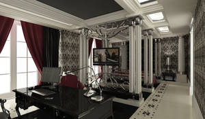 newest classic bedroom by gokiyan