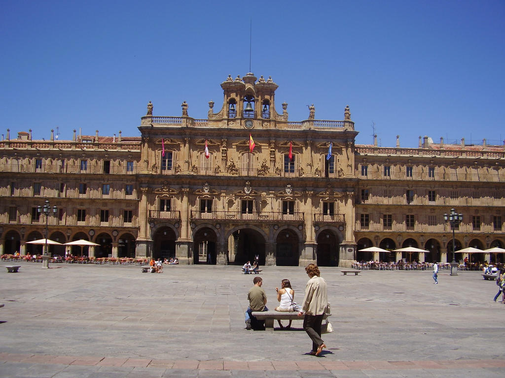 Plaza mayor de salamanca by ratkoscorner on deviantart - On salamanca ...