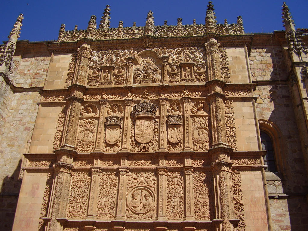 Universidad de salamanca by ratkoscorner on deviantart - Fotos universidad de salamanca ...