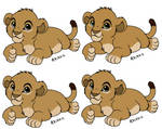 Kairi X Kiron cubs