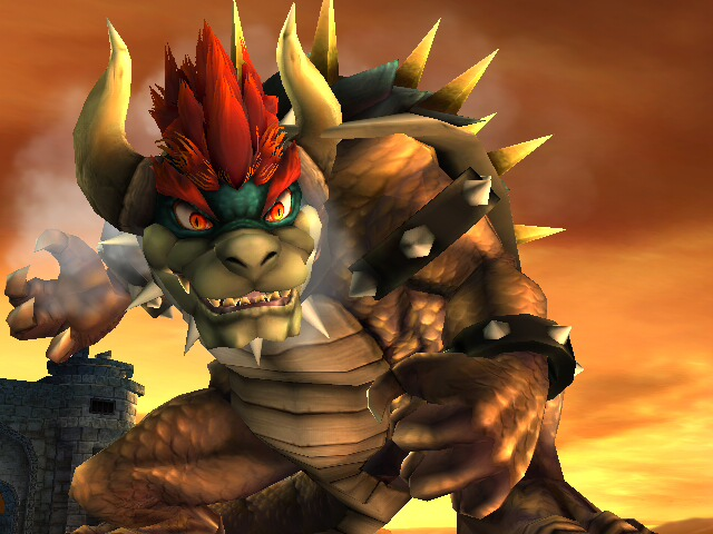 mega bowser muscle images reverse search