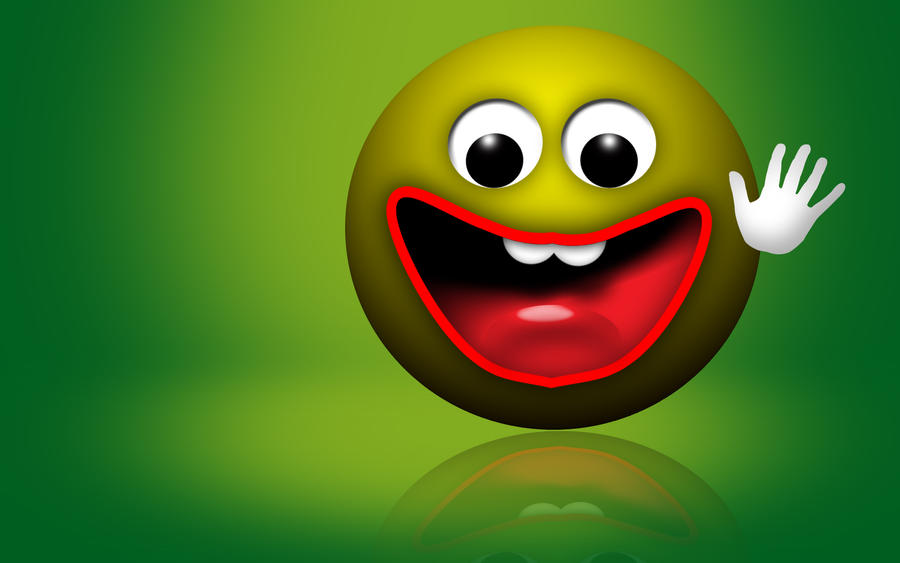 WP 31 Geeky Smiley by Lajos-Toth