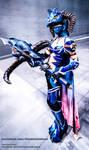 Vayne Dragonslayer Cosplay 1