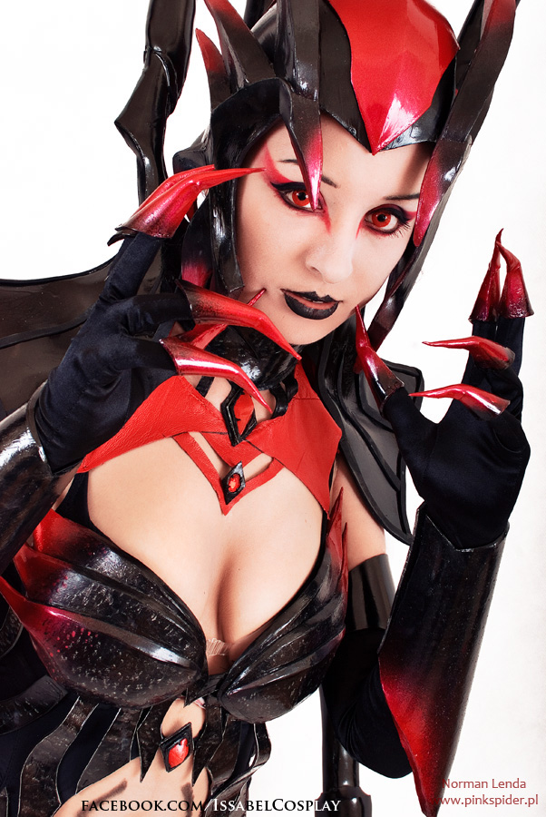 Elise Cosplay 3 by IssabelCosplay