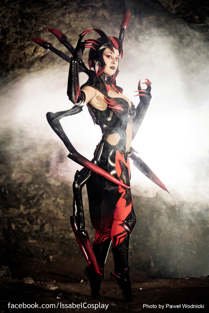 Elise cosplay by IssabelCosplay