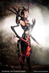 Elise cosplay
