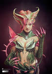 Zyra cosplay by Issabel