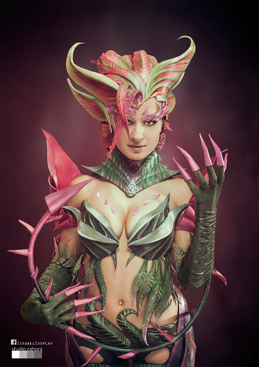 Zyra cosplay by Issabel by IssabelCosplay