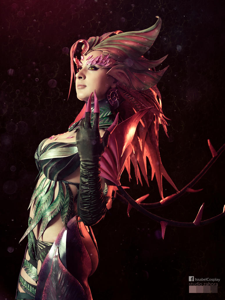 Zyra by Issabel by IssabelCosplay